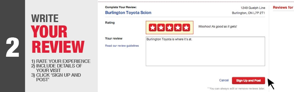Reviews Yelp